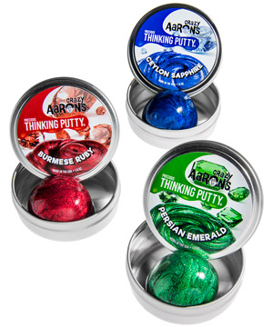 Precious Gems Thinking Putty