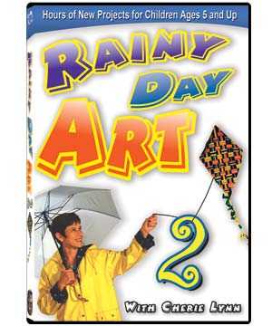 Rainy Day Art 2 DVD