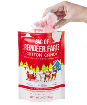 Bag of Reindeer Farts