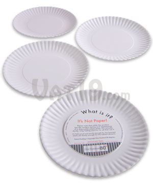 Reusable Paper Plates