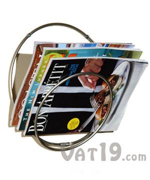 ringring wall magazine rack