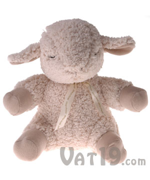 Sleep Sheep Plush Sound Machine