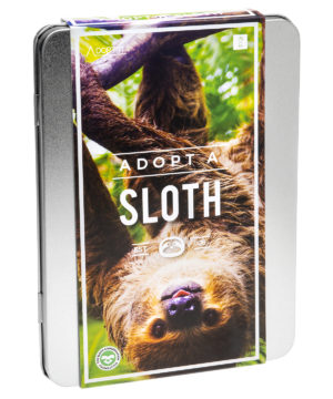 Sloth Adoption Kit