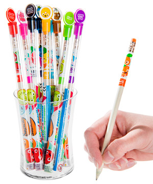 Smencils Gourmet Scented Pencils