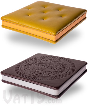 Snack Treat Notebooks