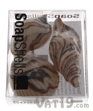 SoapShells SeaShell Soap