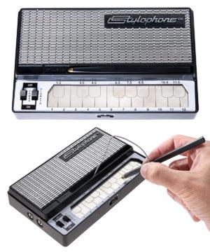 stylophone retro pocket synthesizer. Black Bedroom Furniture Sets. Home Design Ideas