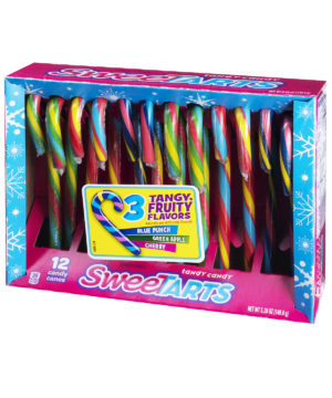 SweeTarts Candy Canes