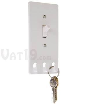 Switch Hooks Wall Plate