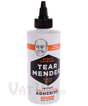Tear Mender The Instant Non Toxic Fabric Adhesive