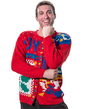ugly christmas sweaters - Images Of Ugly Christmas Sweaters