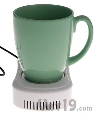 Usb Beverage Cup Warmer Amp Cooler Keeps Coffee Warm And