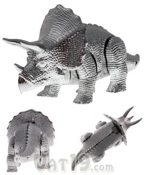 This Pencil Sharpener Doubles As A Walking Triceratops
