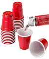 Lil' Red Shot Glass Cups