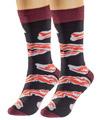 Meat Socks - Bacon