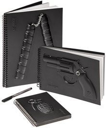 3D Notebooks (Armed)