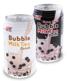 Bubble Tea in a Can