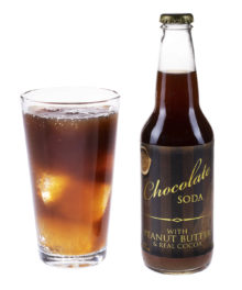 Chocolate Peanut Butter Soda