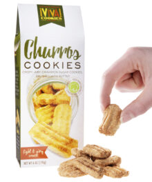 Churros Cookies