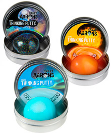 Cosmic Thinking Putty
