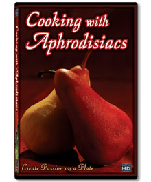 Cooking with Aphrodisiacs DVD