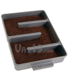 Edge Brownie Pan