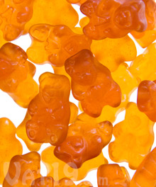 Energy Gummy Bears