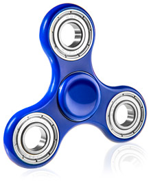 Quiet Fidget Spinner