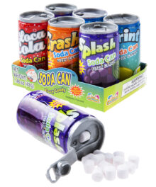 Fizzy Soda Candy