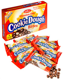 Giant Box of Cookie Dough Bites