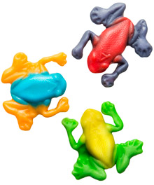 Gummy Tree Frogs