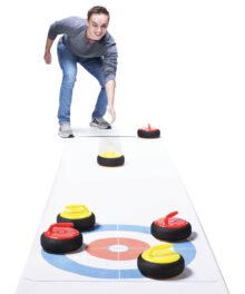 Indoor Curling Set