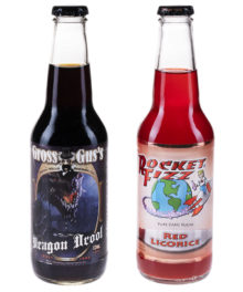 Licorice Soda Pop