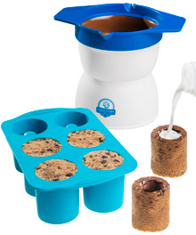 Milk and Cookie Shot Maker