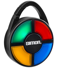 Mini Portable Simon