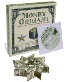 Money Origami Set