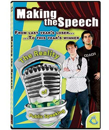 Making the Speech DVD
