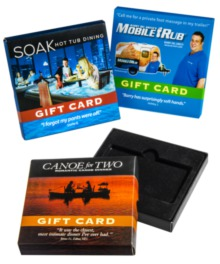Prank Gift Cards
