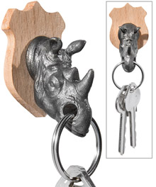 Rhino Key Holder