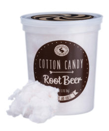 Root Beer Cotton Candy