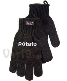 Skrub'a Potato Glove
