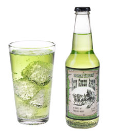 Sour Apple Soda Pop