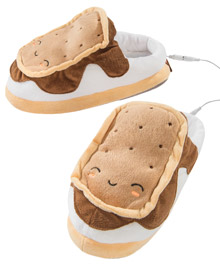 S'Mores USB Footwarmers