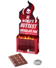 World's Hottest Chocolate Bar