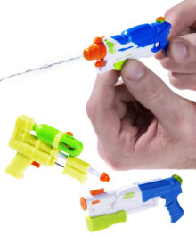 World's Smallest Super Soaker