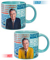 Mr. Rogers Heat Change Mug
