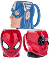 Marvel Comics Mugs
