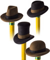Pencil Eraser Hats