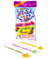 Pixy Stix with Exotic Flavors