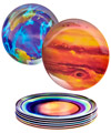 Planet Plates (Set of 8)